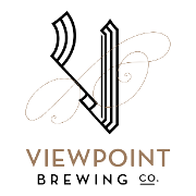 This is the restaurant logo for Viewpoint Brewing Co