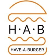 This is the restaurant logo for HaveABURGER