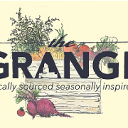 This is the restaurant logo for The Grange