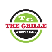 This is the restaurant logo for The Grille at Flower Hill