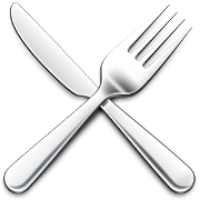 This is the restaurant logo for 105-Seventy Bar & Grill