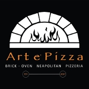 This is the restaurant logo for Art e' Pizza