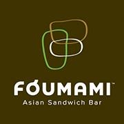 This is the restaurant logo for Foumami
