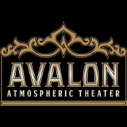 This is the restaurant logo for Avalon Theater/Mistral Restaurant