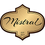 Restaurant logo for Mistral
