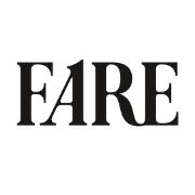 This is the restaurant logo for FARE