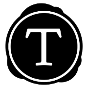 This is the restaurant logo for The Townshend
