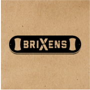 This is the restaurant logo for BRIXENS