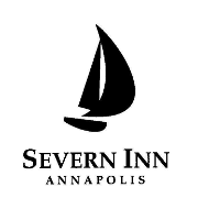 This is the restaurant logo for Severn Inn