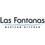 This is the restaurant logo for Las Fontanas Mexican Kitchen