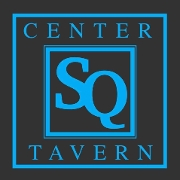 This is the restaurant logo for Center Square Tavern