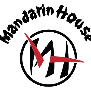 This is the restaurant logo for Mandarin House