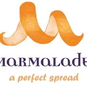 This is the restaurant logo for Marmalade