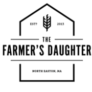 This is the restaurant logo for The Farmer's Daughter / North Easton