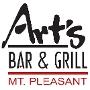 Restaurant logo for Art's Bar and Grill