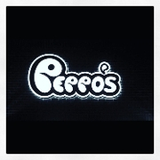 This is the restaurant logo for Peppo's Subs