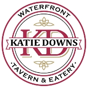 This is the restaurant logo for Katie Downs