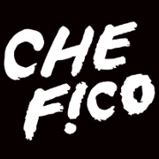 This is the restaurant logo for Che Fico