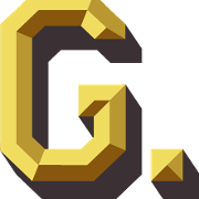 This is the restaurant logo for Geist Bar + Restaurant