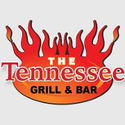 This is the restaurant logo for The Tennessee Grill & Bar