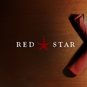 This is the restaurant logo for Red Star