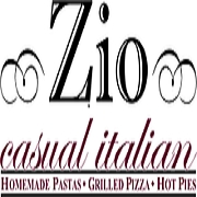 This is the restaurant logo for Zio Casual Italian