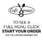 Restaurant logo for Cafe Xpresso