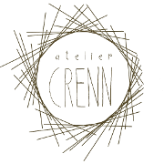 This is the restaurant logo for Atelier Crenn