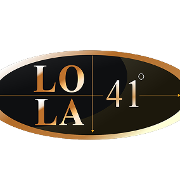 This is the restaurant logo for LoLa 41 Nantucket