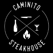 This is the restaurant logo for Caminito Steakhouse