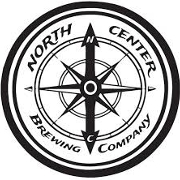 This is the restaurant logo for North Center Brewing