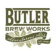 This is the restaurant logo for Butler Brew Works