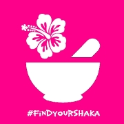 This is the restaurant logo for Shaka Bowl