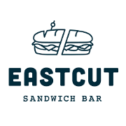 This is the restaurant logo for Eastcut Sandwich Bar
