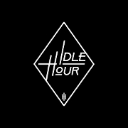 This is the restaurant logo for Idle Hour