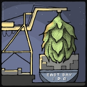 This is the restaurant logo for Elevation 66 Brewing Company