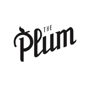This is the restaurant logo for The Plum