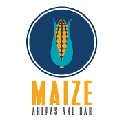 This is the restaurant logo for MAIZE