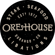 This is the restaurant logo for Ore House