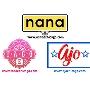 Restaurant logo for Nana, Ajo & Taco E