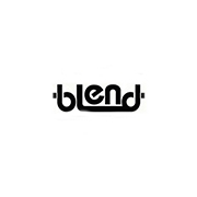 This is the restaurant logo for Blend On The Water