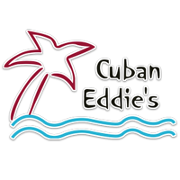 This is the restaurant logo for Cuban Eddie's