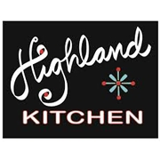 This is the restaurant logo for Highland Kitchen