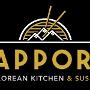 Restaurant logo for Sapporo Korean BBQ & Sushi