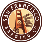 This is the restaurant logo for San Francisco Brewing Co.