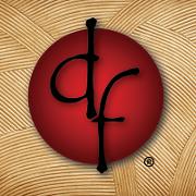 This is the restaurant logo for Drunken Fish