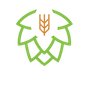 This is the restaurant logo for Well Crafted Beer Company
