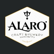 This is the restaurant logo for Alaro Brewing Company