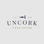 This is the restaurant logo for Uncork