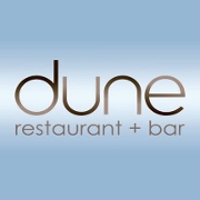 This is the restaurant logo for dune